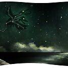 Sailor Navigating the Stars by JenBargerIllys