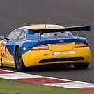 Vantage Racing Aston Martin by Willie Jackson