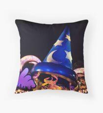 Magic Hat Throw Pillow