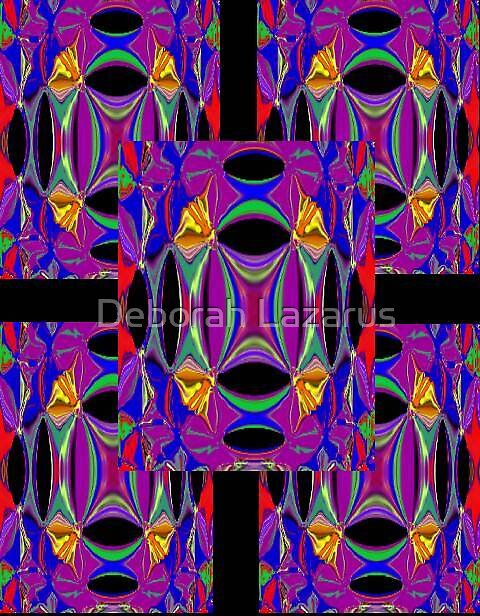 Partial To Purple by Deborah Lazarus