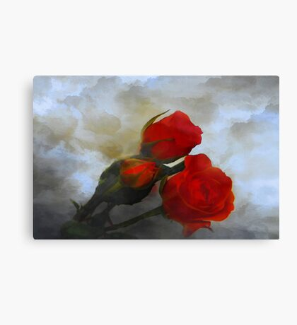 Rose.....MARCH 8 th Canvas Print