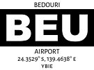 Bedouri Airport BEU by AvGeekCentral