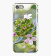 Tiny macro iPhone Case/Skin