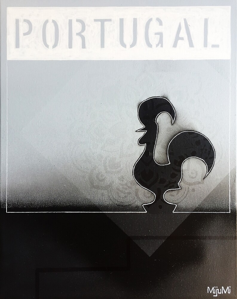 Portugal Rooster by PortugalRooster