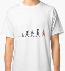 Evolution of The Cylon Classic T-Shirt