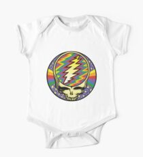 Steal your face - Stars and rainbow - Grateful Dead One Piece - Short Sleeve