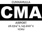 Cunnamulla Airport CMA by AvGeekCentral