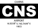Cairns Airport CNS by AvGeekCentral
