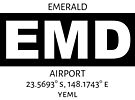 Emerald Airport EMD by AvGeekCentral