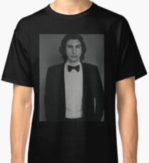 ADAM DRIVER -- 2019 Tony Award Nomination Shoot Classic T-Shirt