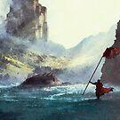 The Lost Knight: Log Number 3 by Anatofinnstark