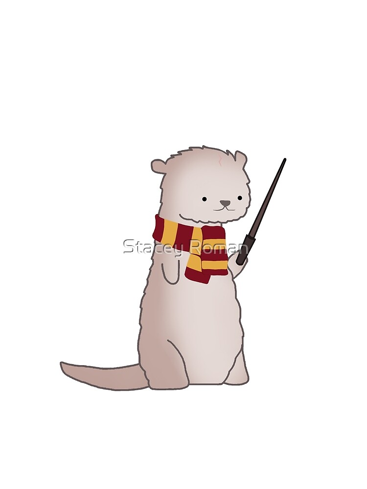Harry Pawter Otter  by staceyroman