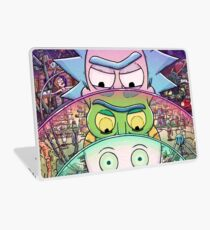 The Ricks Must Be Crazy Laptop Skin