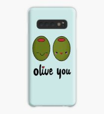 Olive You  Case/Skin for Samsung Galaxy