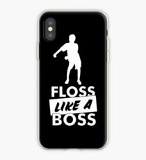 Vinilo o funda para iPhone Floss Like A Boss