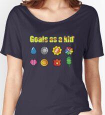 Pokemon - Kanto Badges Women's Relaxed Fit T-Shirt