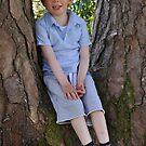Michael in his Tree by Pat Herlihy