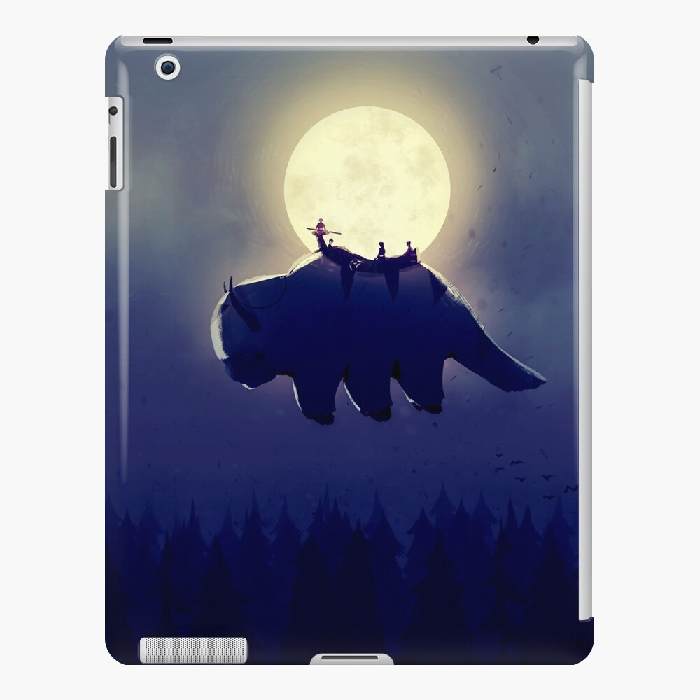 The End of All Things - Night Version iPad Case & Skin