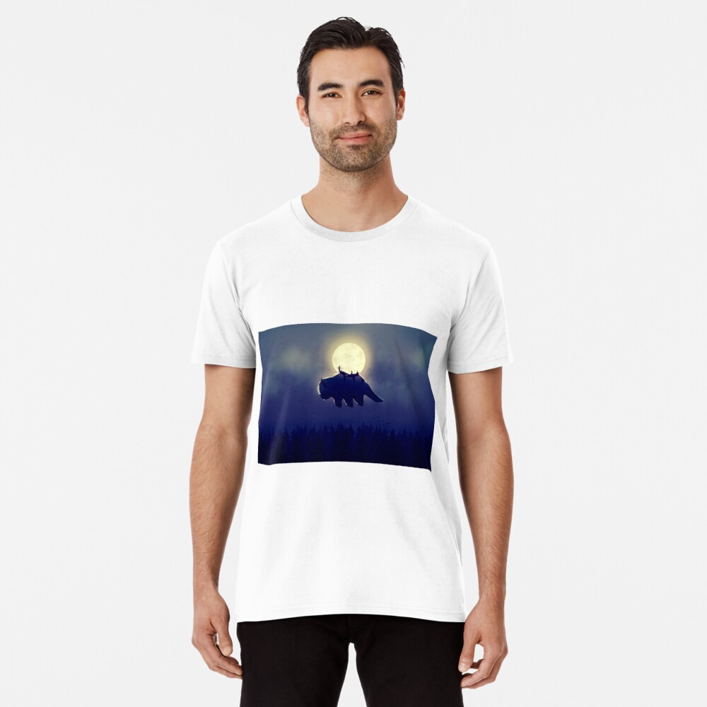 The End of All Things - Night Version Premium T-Shirt