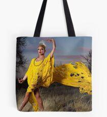 Yvie Seltsam Tote Bag