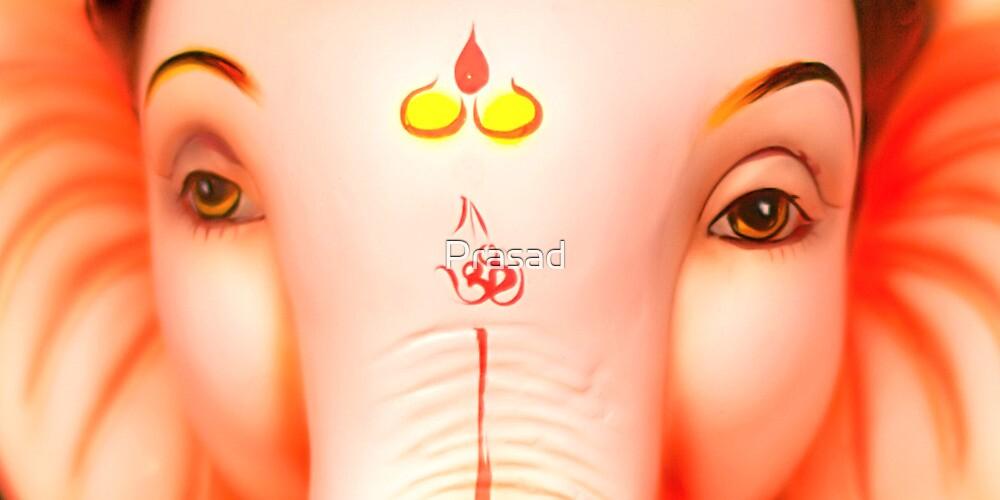 Moods of Lord Ganesh by Prasad