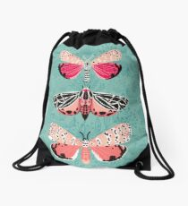 Lepidoptery No. 6 by Andrea Lauren  Drawstring Bag