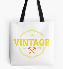 vintage luxury Tote Bag