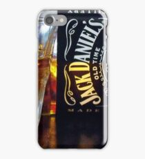 Old no.7 whiskey. iPhone Case/Skin