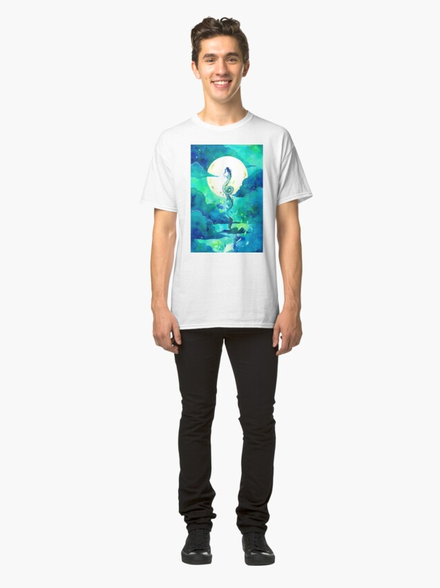 Alternate view of God of Rivers Classic T-Shirt