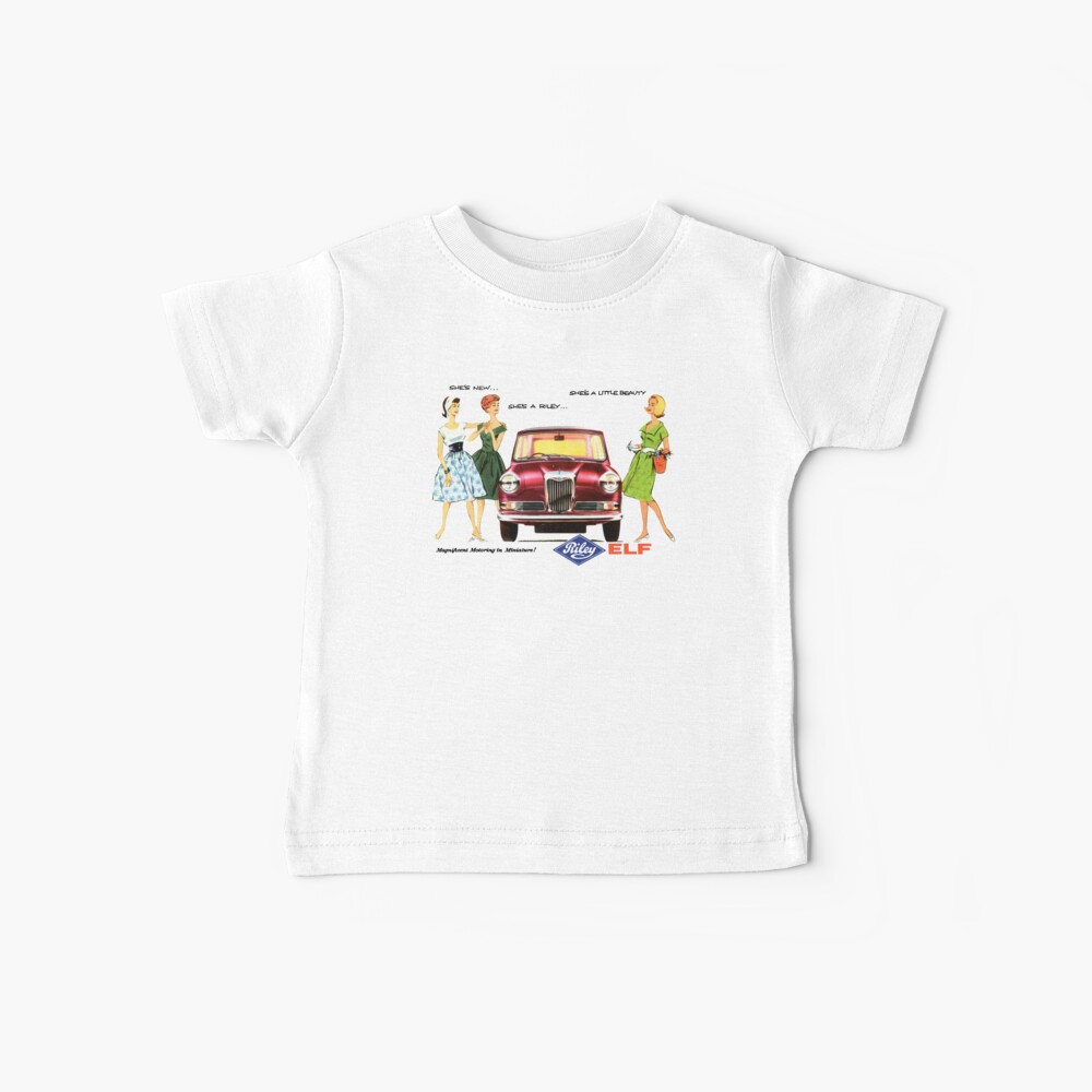 Riley Elf Baby T-Shirt