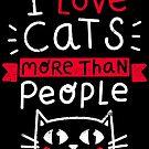 Cat lover by Paula García
