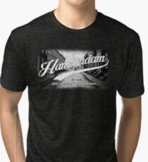Hamsterdam - Cloud Nine Edition (White) Tri-blend T-Shirt
