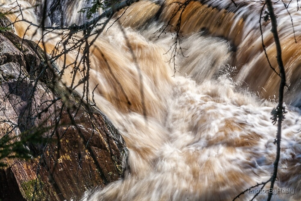 Rushing  by PhotosByHealy