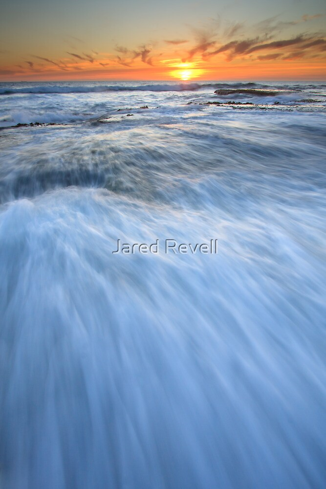 Run... Into the Sun... by Jared Revell