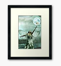 Answer Framed Print