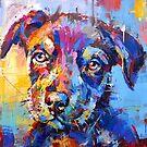 «Cachorro de kelpie» de Jos Coufreur