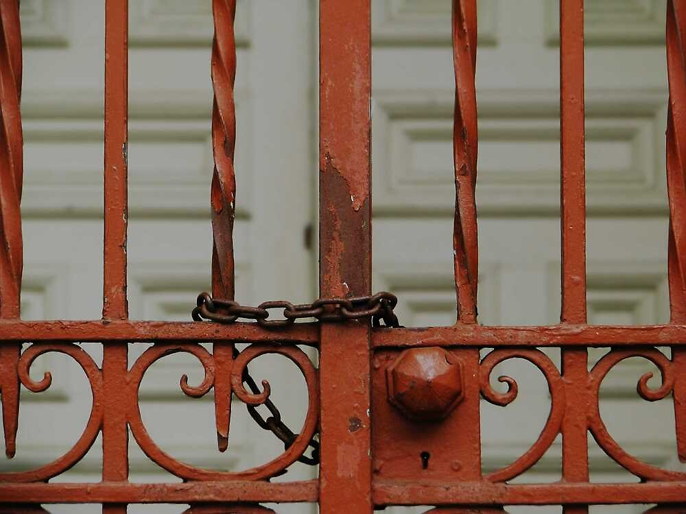 Iron Gate Detail - Lo res by Gryphonn