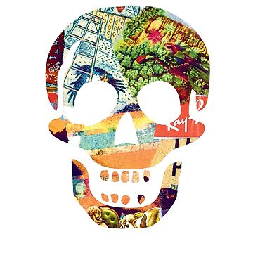 Summer Time Skull by BAMBLE