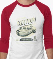 Camiseta ¾ estilo béisbol Estación de Tosche