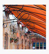 The Veranda - Hahndorf Inn Photographic Print