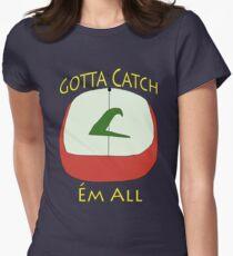 Pokèmon Hat - Ash Ketchum Women's Fitted T-Shirt