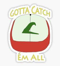 Pokèmon Hat - Ash Ketchum Sticker
