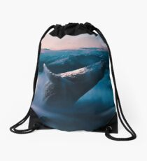 Ollie Drawstring Bag
