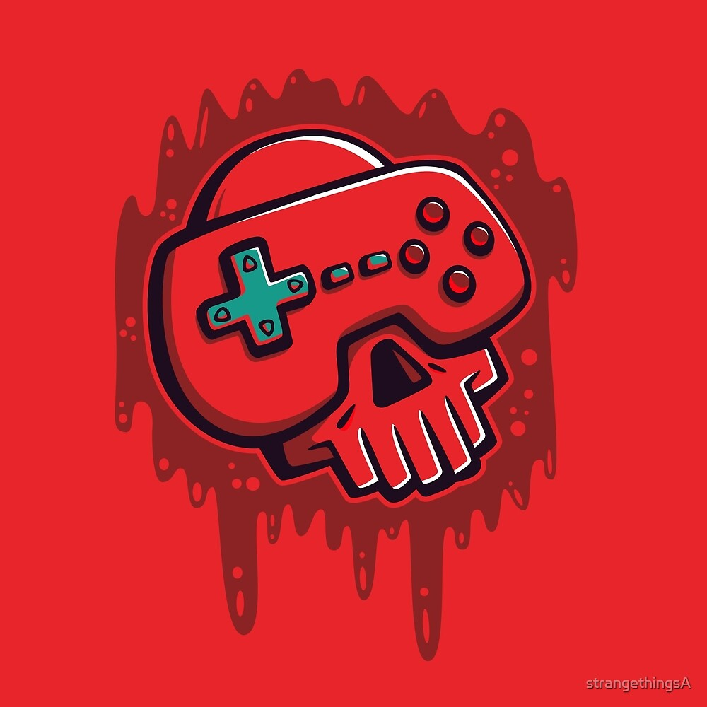 Gamer Gunk v 4 by strangethingsA