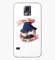 Wide Hips Sink Ships Sticker Case/Skin for Samsung Galaxy