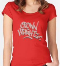 Crown Heightz Fitted Scoop T-Shirt