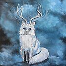 Deer Fox by Wendy Crouch