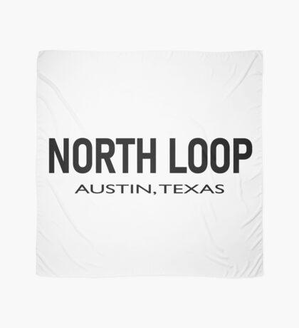 North Loop - Austin, Texas  Scarf