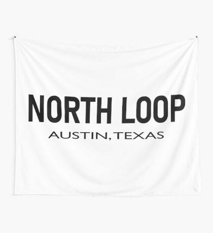 North Loop - Austin, Texas  Wall Tapestry