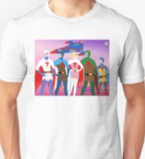 Gatchaman Minimal Style T-Shirt